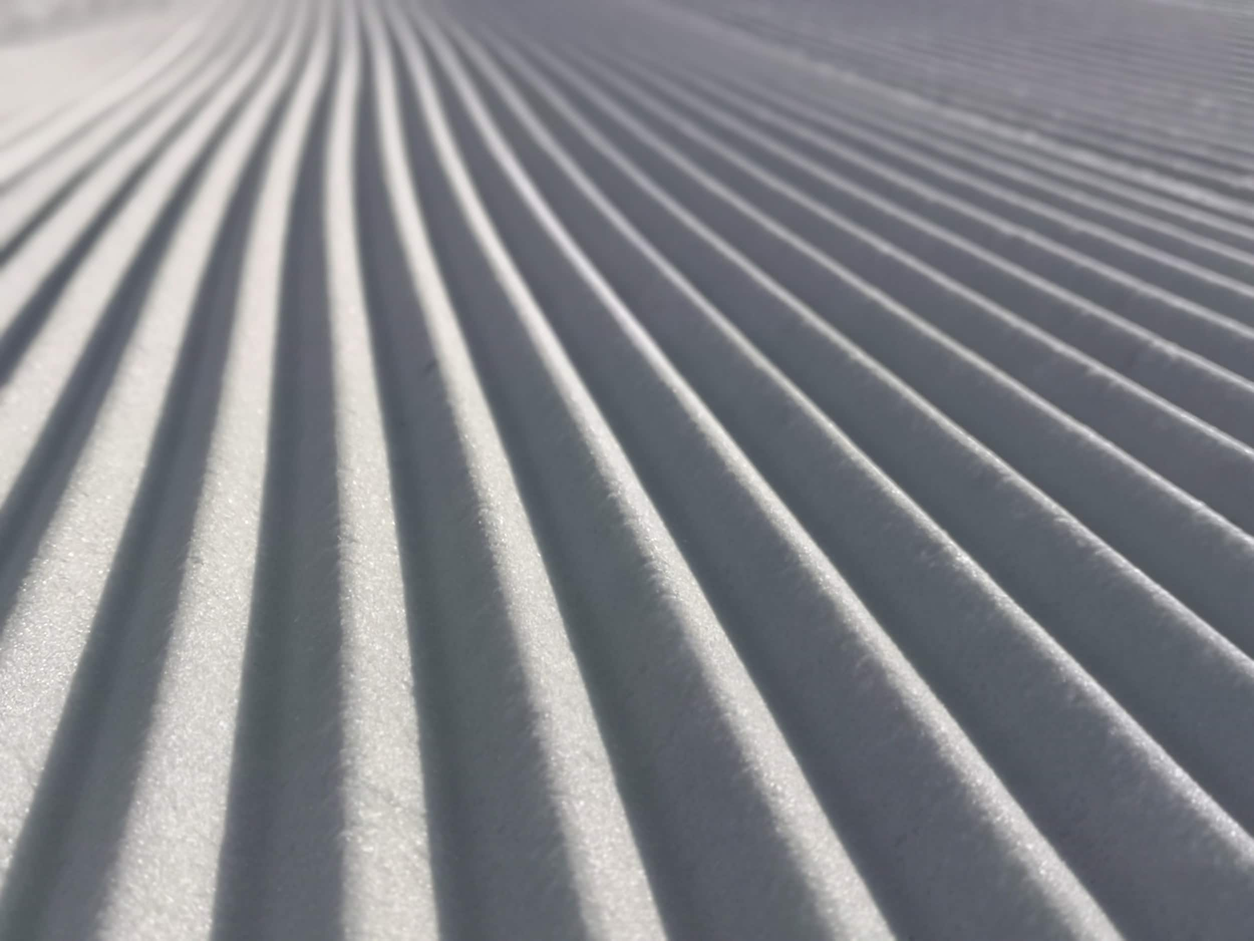 Perfect Pisted Ski Runs Les Gets