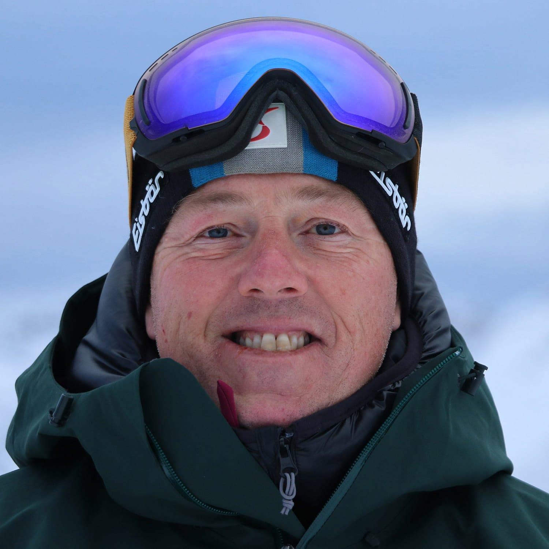 Gavin Paley - TSI Snowsports