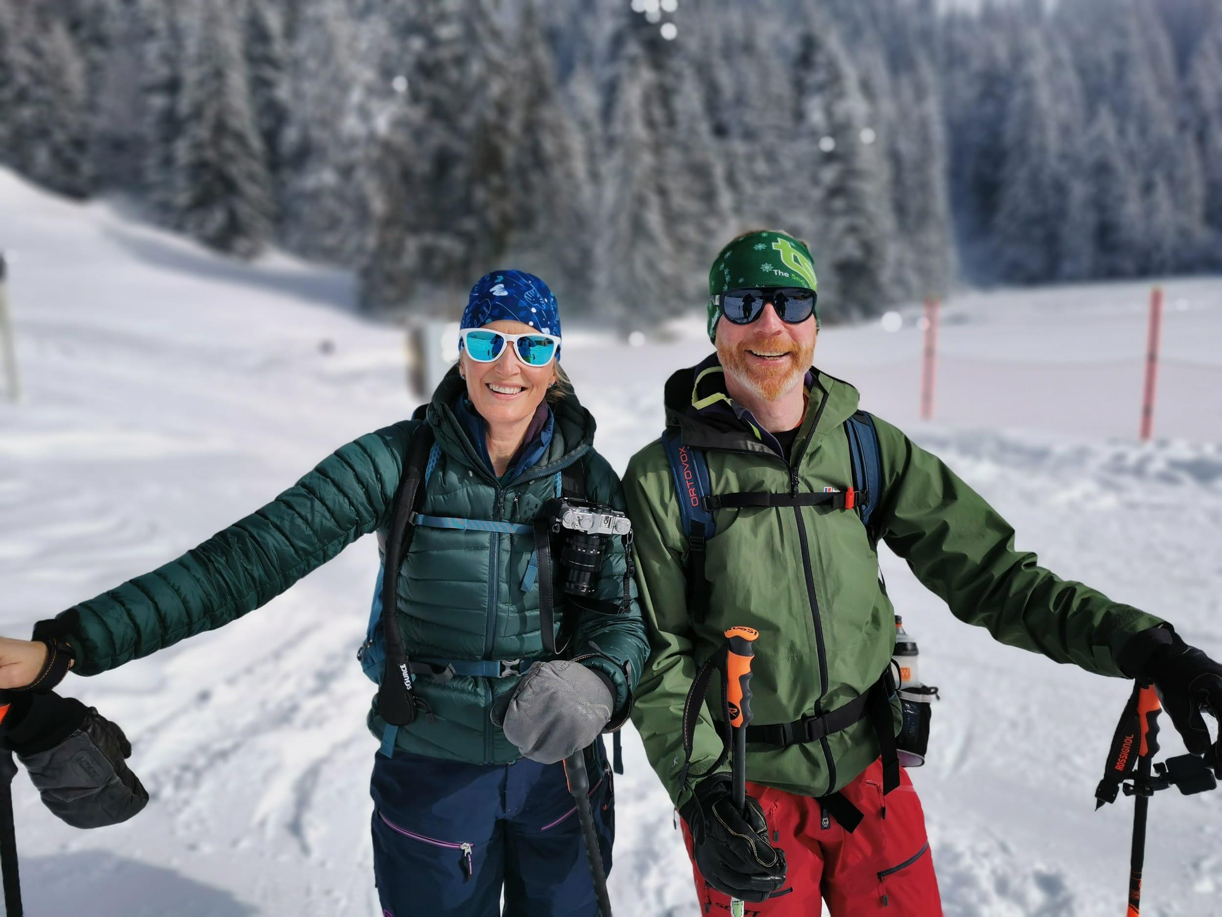 Sally Mo TSI Ski Instructors